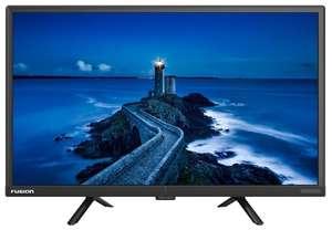 "Телевизор Fusion 24"" FLTV-24A310 чёрный (2020г.)"
