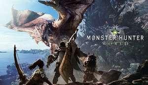 [PC] Monster hunter: world