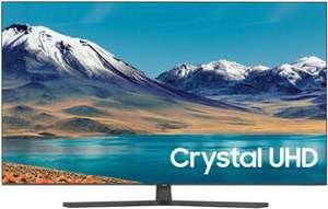 """65"""" (165 см) Телевизор LED Samsung UE65TU8500UXRU черный"""