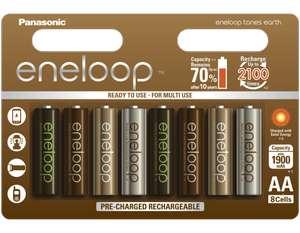 100% бонусбэк при покупке батареек,аккумуляторовизарядных устройств Panasonic Eneloop