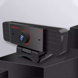 2К веб-камера с микрофоном для ПК компьютера