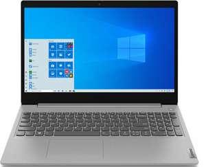 """15.6"""" Ноутбук Lenovo IdeaPad 3 15ARE05 (81W40032RK), серый"""