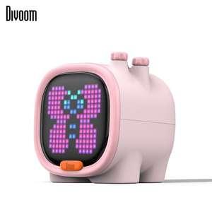 Умная колонка с пиксельным дисплеем Divoom Timoo