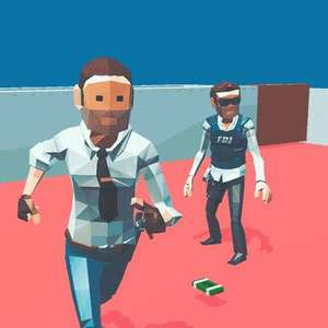 [Android] Impossible heist 3D - Cop escape and sneaking
