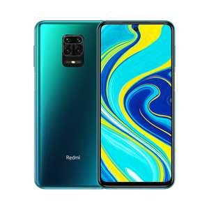 Redmi Note 9S 4/64 Сине-зеленый