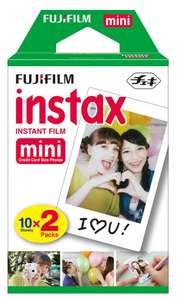Картридж FUJIFILM Instax Mini (20 снимков)