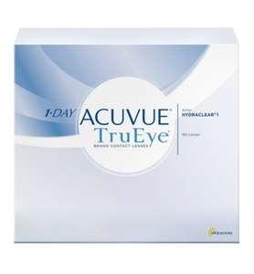 Контактные линзы 1-Day Acuvue 1 day TruEye (180 линз) R 8,5 D+0,75