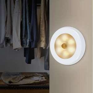Светильник-ночник с PIR датчиком за 1.99$
