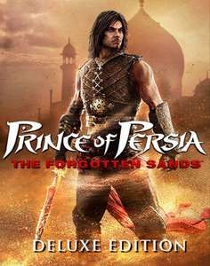 [PC] Серия игр Prince of Persia со скидкой 80% (напр. The Forgotten Sands Deluxe )