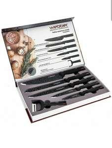 Набор ножей и овощечистка Webber