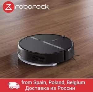 Моющий робот - пылесос Roborock E4