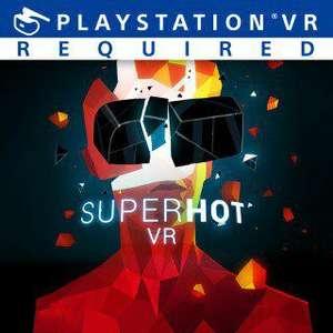 [PS4] Superhot VR