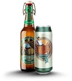 [Краснодар] Пиво Stammgast Lager, 0,5 л.