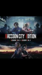 [PS4] Resident Evil Raccoon City Edition 2 + 3