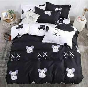 Комплект постельного белья CANDIES Home textile Семейный