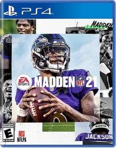 [PS4,PC,Xbox] Бесплатные выходные в Madden NFL 21