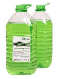 Стеклоомывающая жидкость летняя 5л +5л