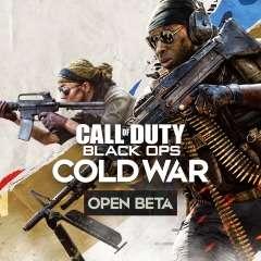 [PS4 / Xbox One / PC] Бета-тестирование мультиплеера Call of Duty: Black Ops Cold War