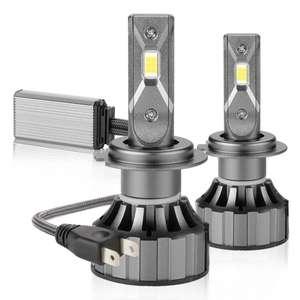 Светодиодные лампы для фар, 2 шт.