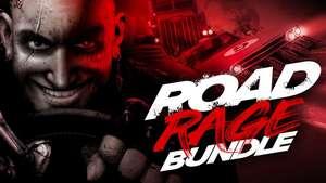 """Road Rage - набор из 4 игр """"Дорожная Ярость"""" (PC,MAC,SteamOS) за 4,75$"""