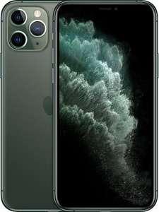 Смартфон Apple iPhone 11 Pro Max 4/64GB, темно-зеленый