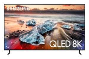 Скидки по промокоду на технику Samsung (например, телевизор QE75Q900RBUXRU )