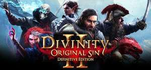 [PC] Divinity: Original Sin 2 - Definitive Edition