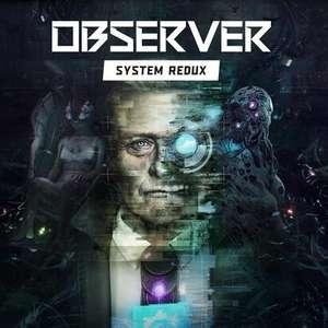 [PC] Последние дни предзаказа Observer: System Redux со скидкой до 80% (владельцам оригинала)