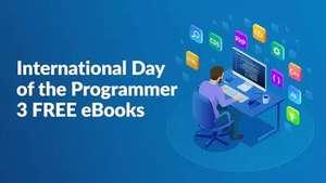 3 книги по программированию бесплатно в честь Дня программиста (на английском)