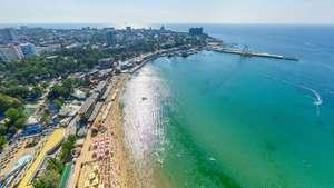 Билеты в Анапу из регионов, Москвы и Петербурга на конец сентября