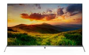 "Телевизор TCL L50P8SUS 50"" (2019), серебристый"