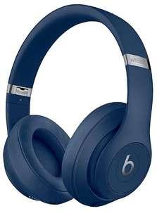 Беспроводные наушники Beats Studio 3 Wireless blue