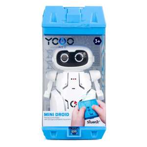 Мини-робот Silverlit Maze Breaker, интерактивный (и ещё один в описании)