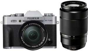 [Нижний Новгород] Fujifilm X-T20 Kit 16-50mm + 50-230mm (серебристый)