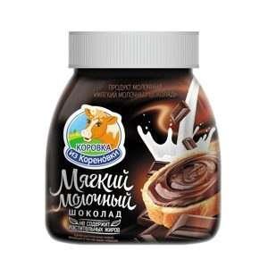 """""""Шоколадная"""" паста Коровка из Кореновки в Билла"""