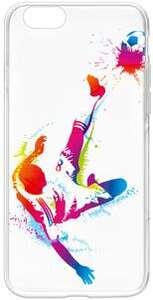 Чехлы для смартфонов от 1₽ (напр. Клип-кейс Anycase Art Case для Apple iPhone 6/6s Football 2)