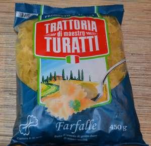 Макароны Trattoria di Maestro Turatti в ассортименте, 450 г.