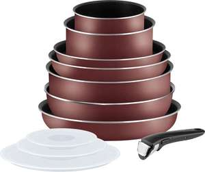 Набор посуды Tefal 04175860 Ingenio Red