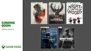 [17.09] Company of Heroes 2 и другие игры пополнят каталог подписки Xbox Game Pass