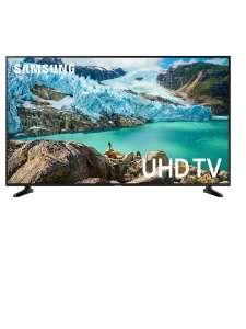 "Телевизор UE50TU7090UXRU, 50"", UHD, Wi-Fi, Smart-TV, DVB-T2/C/S2, Samsung(в приложении)"