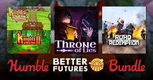 [PC] Humble Better Futures Bundle (для Steam) от 70 руб.