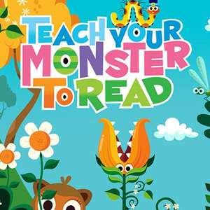 [Android / IOS] Teach Your Monster to Read: Phonics & Reading Game бесплатно