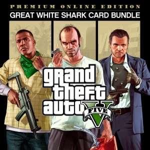 GTA V Premium Online Edition и платежная карта «Белая акула»
