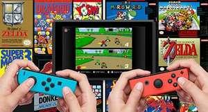 Сентябрьские игры в Nintendo Switch Online (пополнение 23.09)