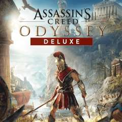 [PS4] Assassin's Creed® Одиссея – DELUXE EDITION
