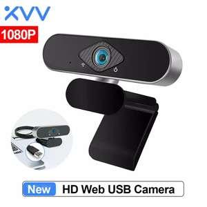 Веб-камера с микрофоном от Xiaomi Youpin Xiaovv 1080P