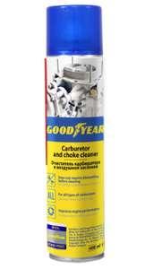 Очиститель карбюратора и воздушной заслонки Goodyear 400 мл и ещё много всего