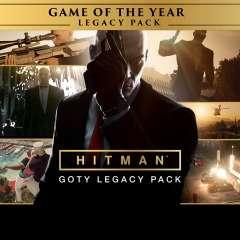 [PS4] Hitman GOTY LEGACY PACK бесплатно для обладателей HITMAN 2