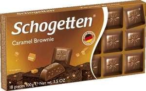 Шоколад Schogetten в ассортименте, 100г, (Германия)