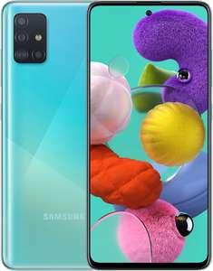 Смартфоны Samsung со скидкой до 50% при покупке аксессуаров (напр. Samsung A51 64GB)